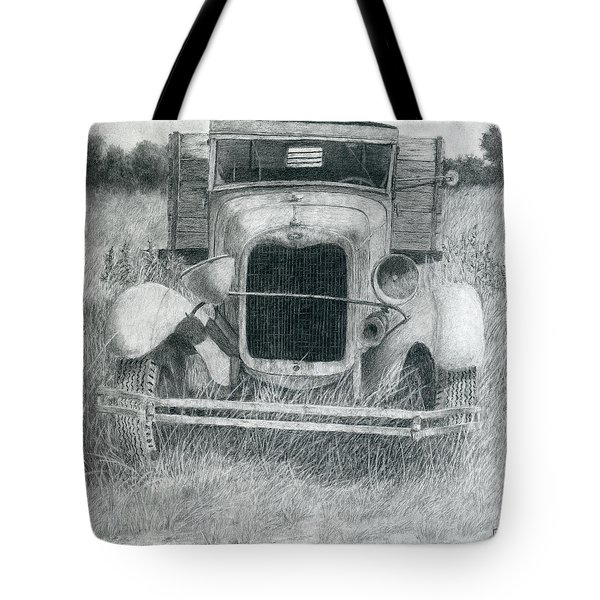 A Little Loopy Tote Bag