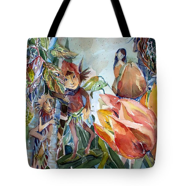 A Little Magic Tote Bag
