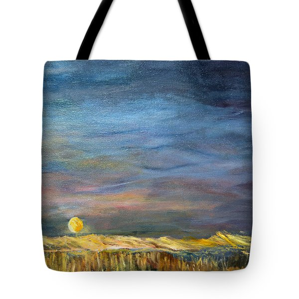 A Little Moon Magic Tote Bag