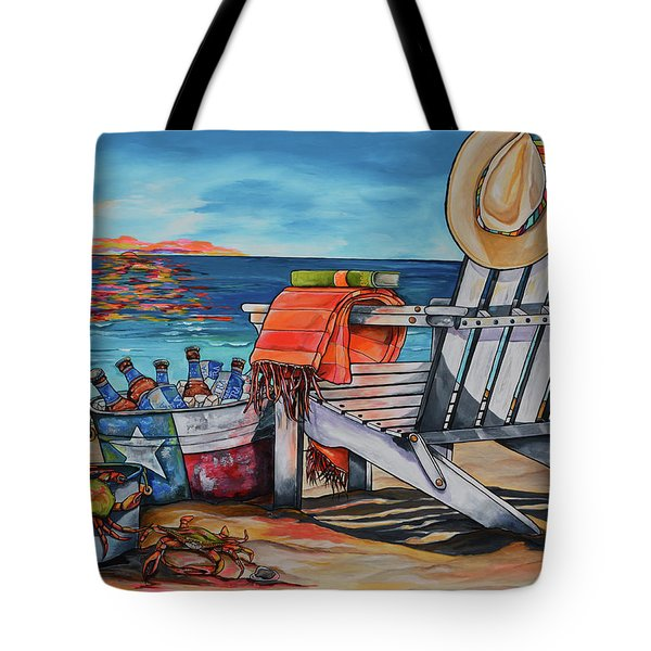 A Little Piece Of Texas Heaven Tote Bag