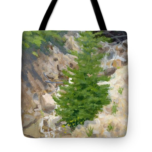 A Little Runoff Tote Bag