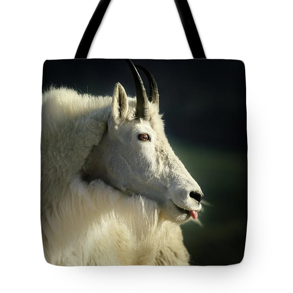 A Little Slip Of The Tongue Tote Bag