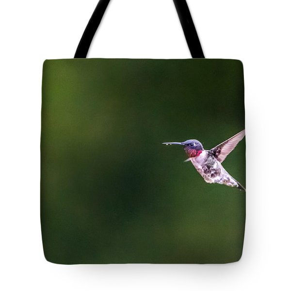 A Little Something On The Chin Tote Bag