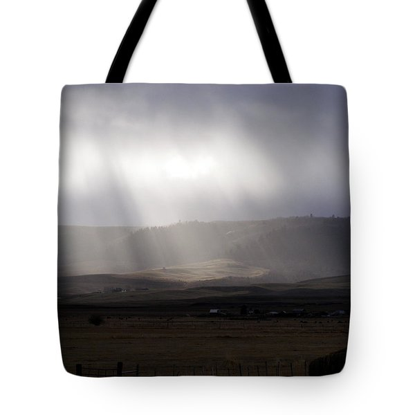 A Little Sun Must Shine Tote Bag