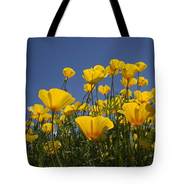 A Little Sunshine  Tote Bag