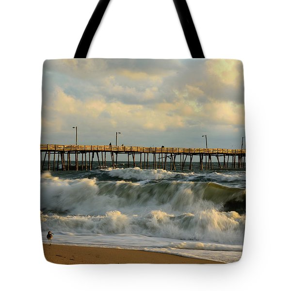 A Little Too Rough Tote Bag