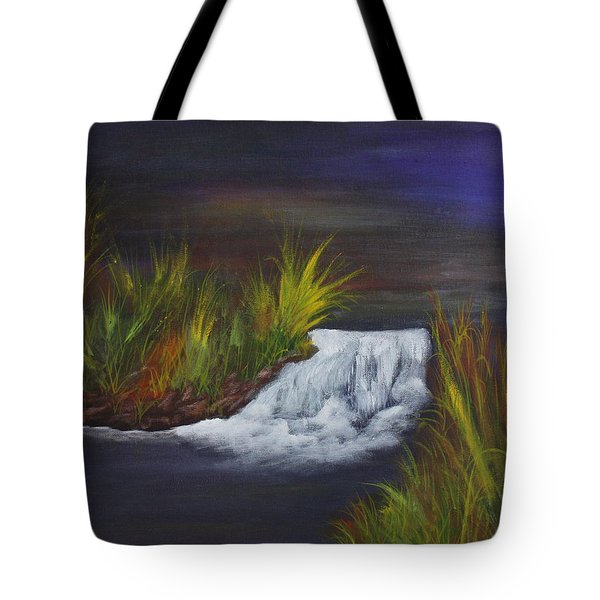 A Little Wild Tote Bag