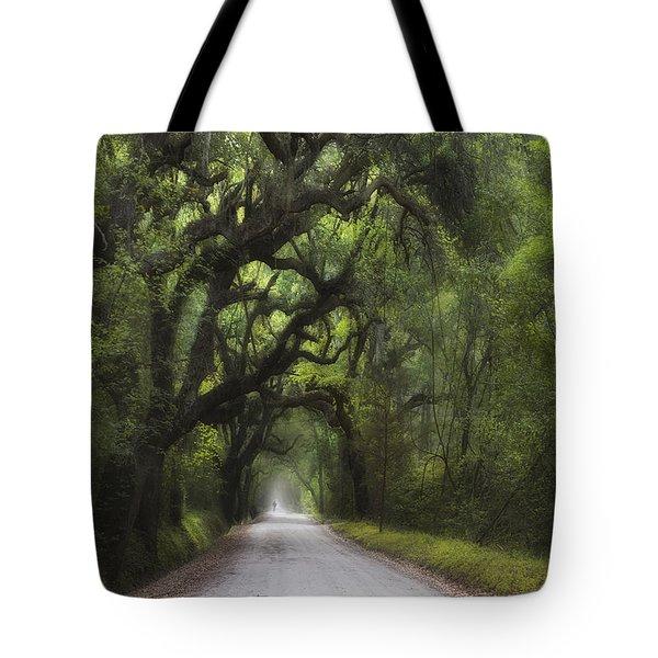 A Long Road Home - Botany Bay Tote Bag