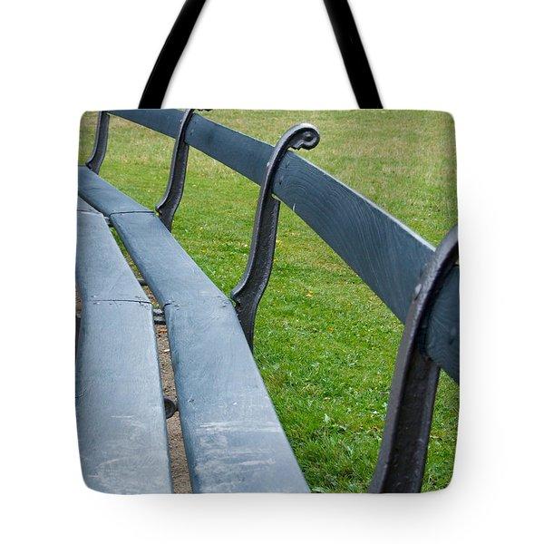 A Long Sit Down Tote Bag
