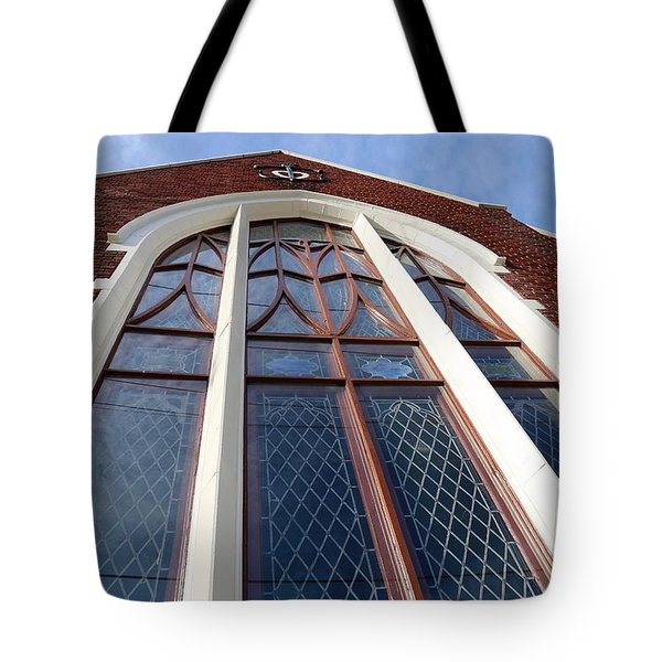 A Long View Tote Bag