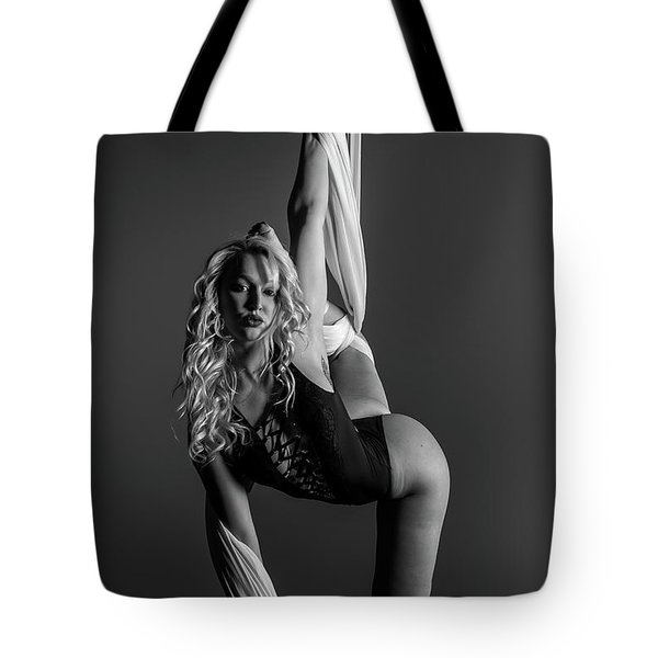 A Loverly Twist Tote Bag
