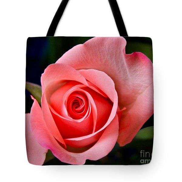 A Loving Rose Tote Bag