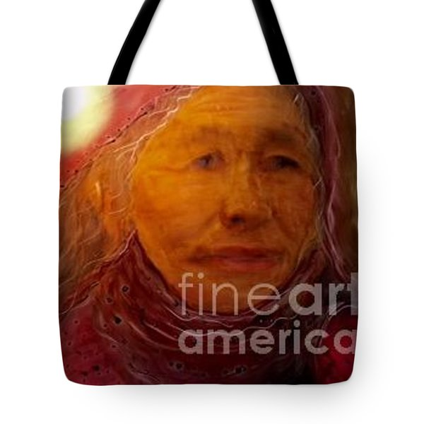 A Luminous World Tote Bag