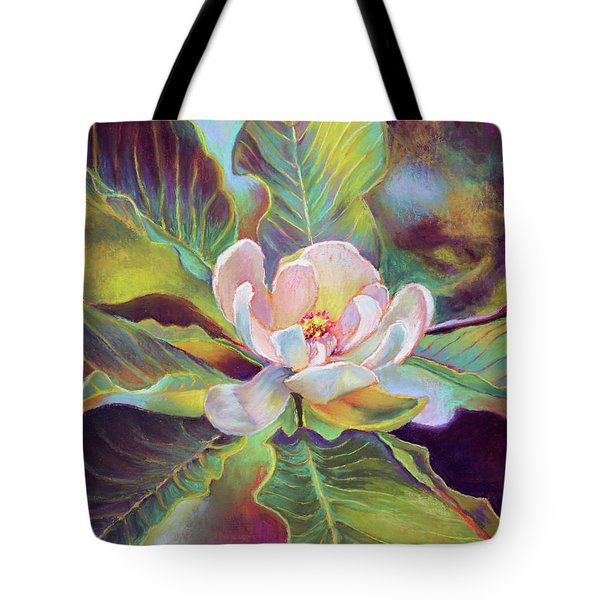 A Magnolia For Maggie Tote Bag by Susan Jenkins