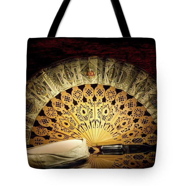 A Memorable First Lady Tote Bag