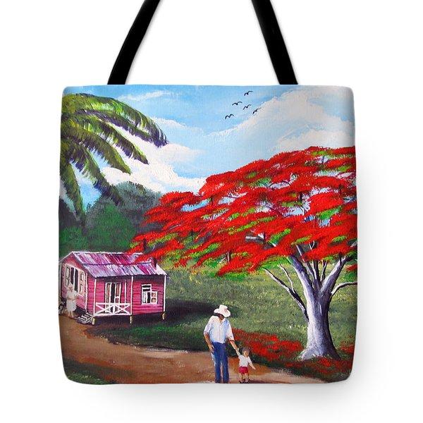 A Memorable Walk Tote Bag