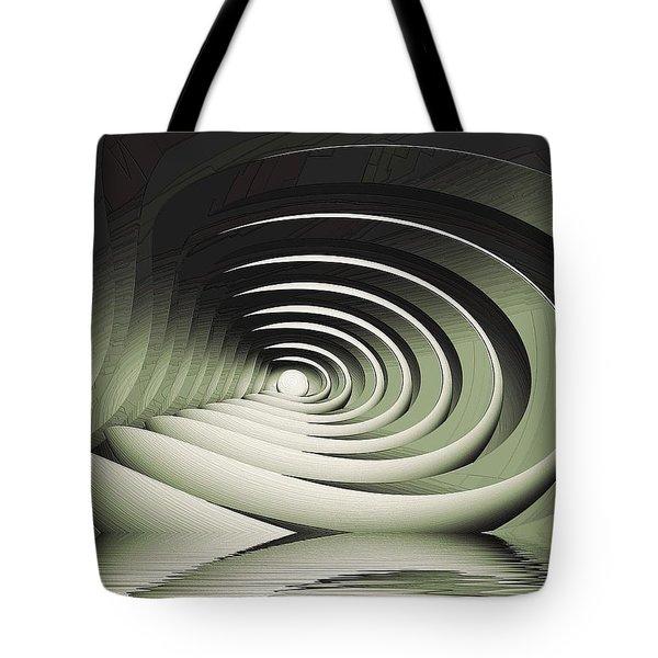 A Memory Seed Tote Bag by John Alexander