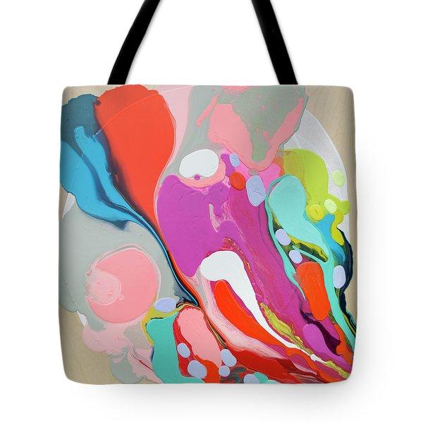 A Mending Hand Tote Bag
