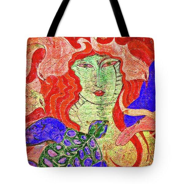 A Mermaids Life Tote Bag