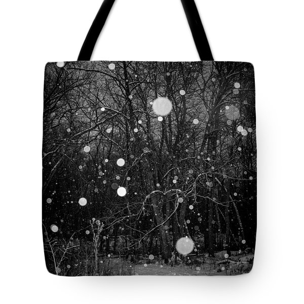 A Message Tote Bag by Annette Berglund