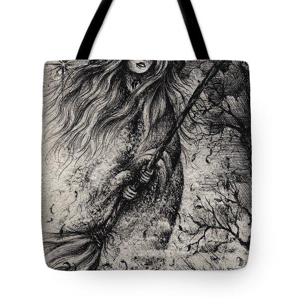A Midnight Incantation Tote Bag