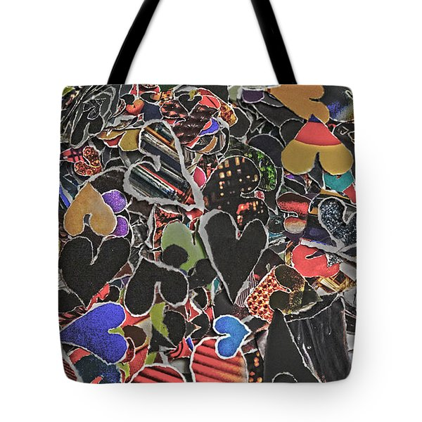 A Million Temples Of Love Minus Some 996452 Tote Bag