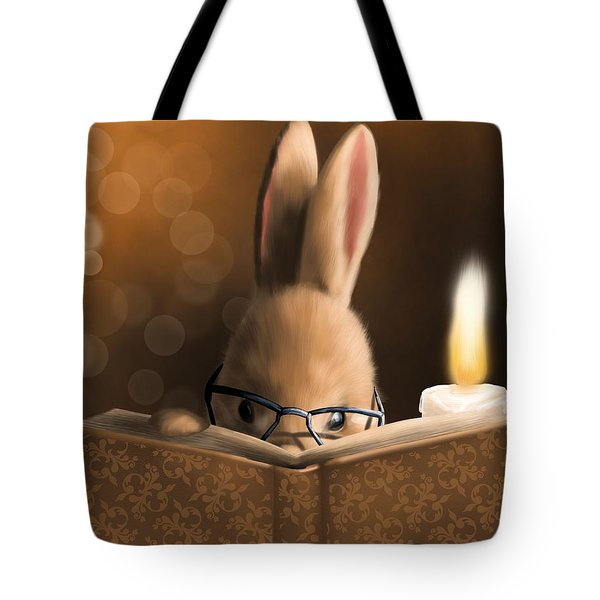 A Mystery Story Tote Bag