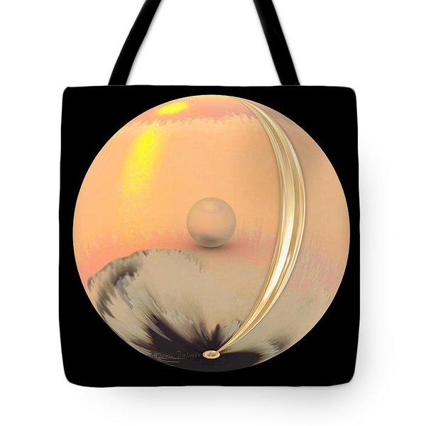 'a Misunderstanding' Tote Bag