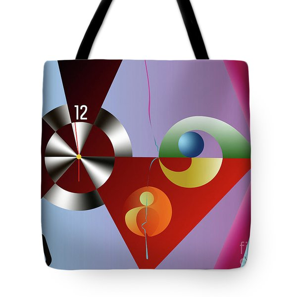 A Moment Before The Sixth Tote Bag by Leo Symon
