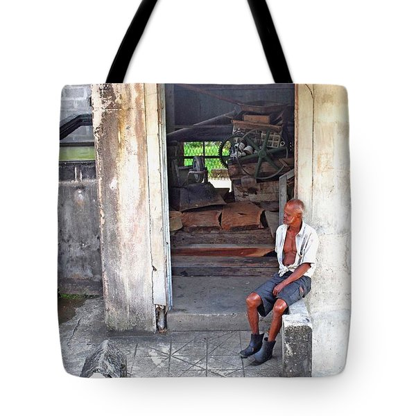 A Moment Of Reflection Tote Bag