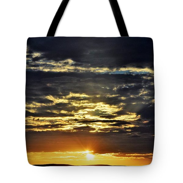 A Moment Of Silence Please Tote Bag