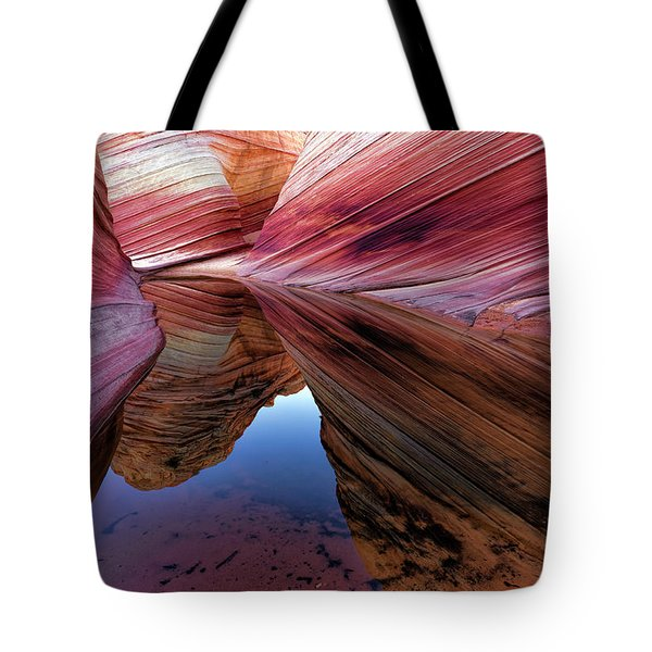A Moment To Reflect Tote Bag by Jonathan Davison