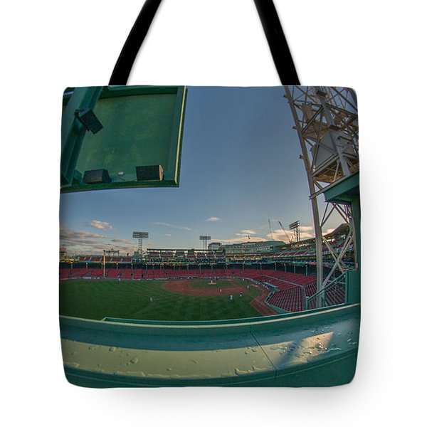 A Monster View Tote Bag