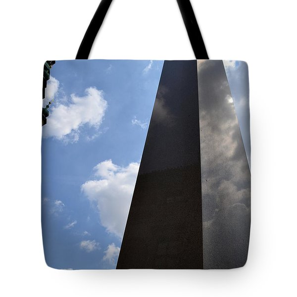 A Monument In Prague Tote Bag