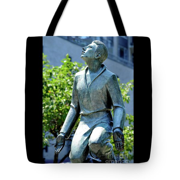 A Monument To Religion Tote Bag