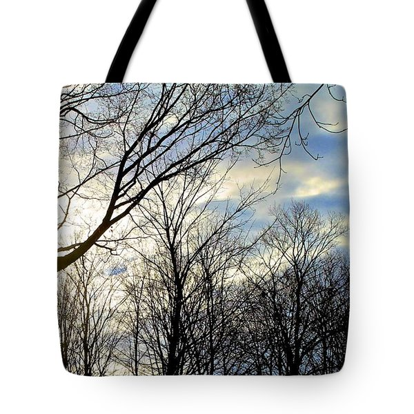 A Morning Sun Tote Bag