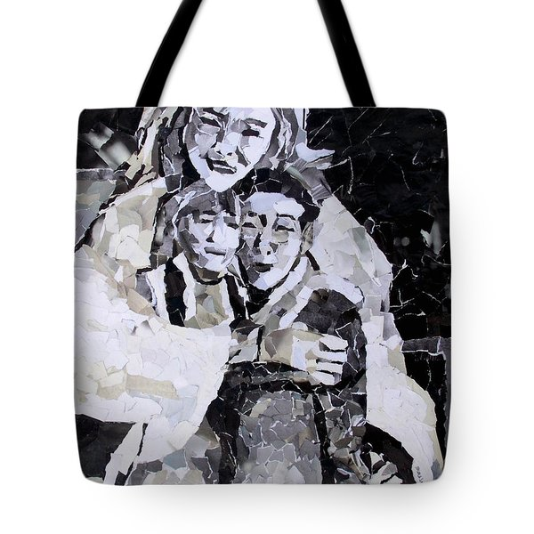 A Mother's Love Tote Bag