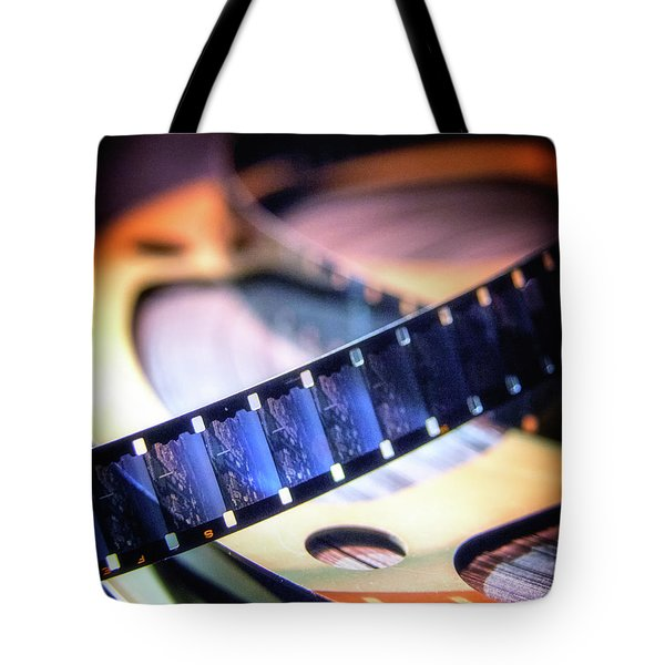 A Movie Anyone Tote Bag