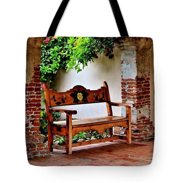 A Necessary Respite Tote Bag