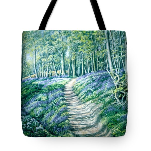 A New Awakening Tote Bag