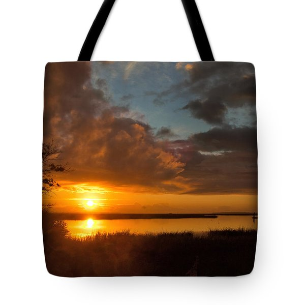 Tote Bag featuring the photograph A New Beginning by Laura Ragland