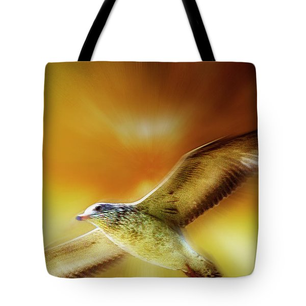 Tote Bag featuring the photograph A New Dawn by Joseph Hollingsworth