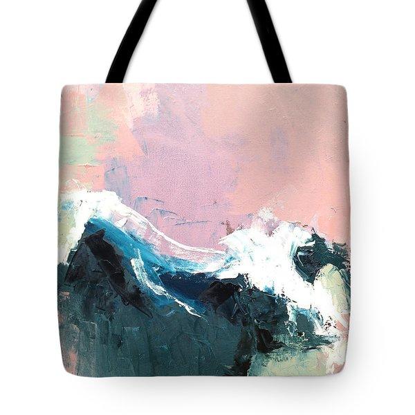 A New Dawn Tote Bag by Nathan Rhoads
