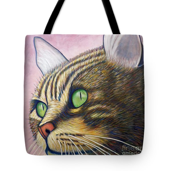 A New Day Tote Bag by Brian  Commerford