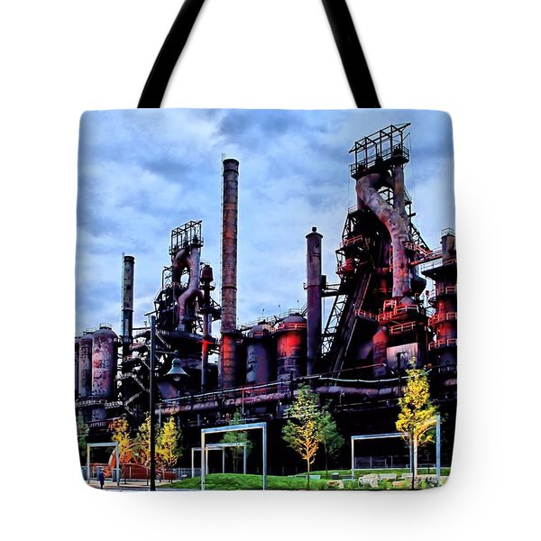 A New Era - Bethlehem Pa Tote Bag