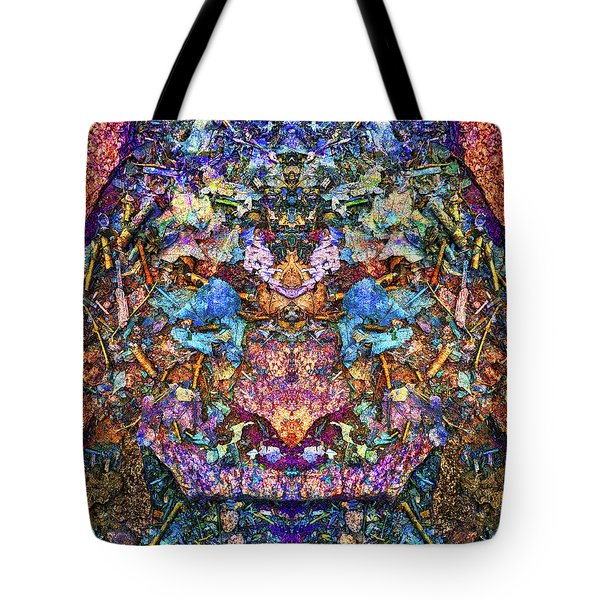 A New Kind Of Warrior Tote Bag