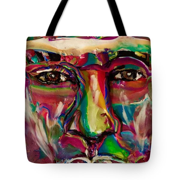 A New Man Tote Bag