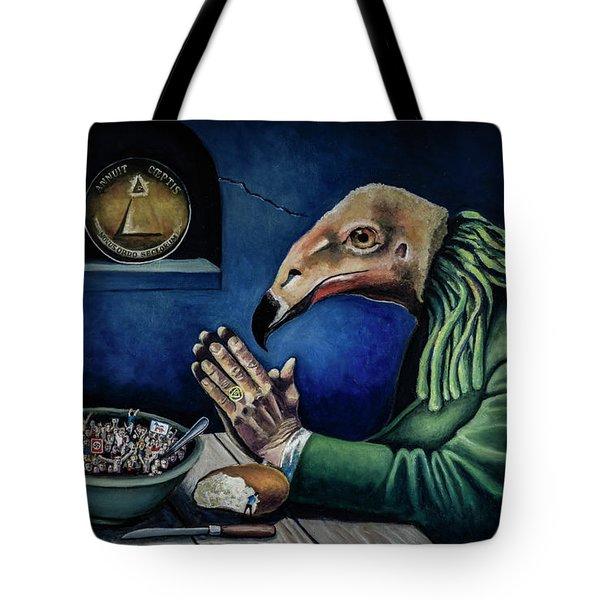 A New Order Tote Bag