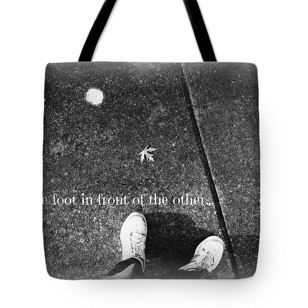 A New Path Tote Bag