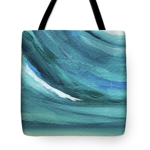 A New Start- Art By Linda Woods Tote Bag